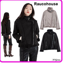[RAUCOHOUSE] Mustang Jacket (2color)