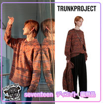 【Trunk Project】Knit Sweater ★Seventeen The8着用★