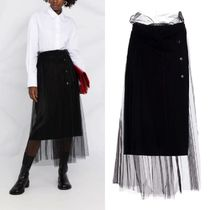 【関税送料込み】Maison Margiela layered tulle skirt