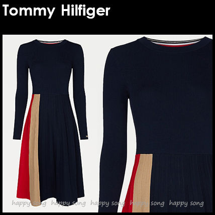 Tommy Hilfiger◆カラーブロック ワンピース