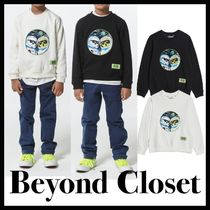 beyond closet(ビヨンドクローゼット) キッズ用トップス beyond closet★(KIDS) BIS COLLECTION PATCH SWEAT-SHIRTS2色