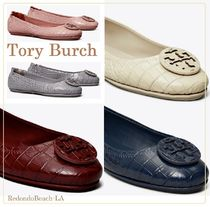 【新作!日本未入荷!】★Tory Burch★MINNIE TRAVEL BALLET FLAT