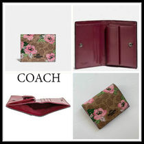 関税込+限定販売 COACH★SMALL SNAP WALLET 89310