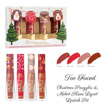ホリデー限定★Too Faced★Christmas Kisses Liquid Lip Set