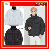 [ROMANTIC CROWN] SUNDAY SYNDROME DUCK DOWN PARKA ◆追跡付