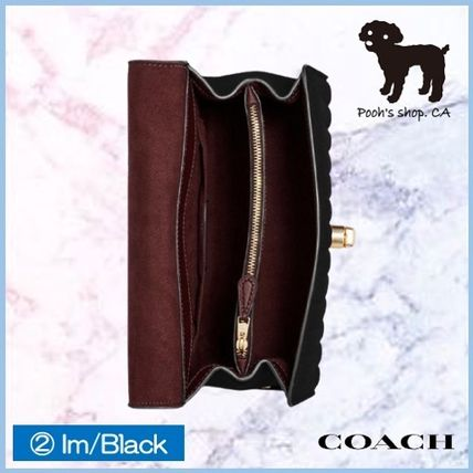 Coach ショルダーバッグ・ポシェット 【COACH】Tilly Top Handle With Linear Quilting◆国内発送◆(8)