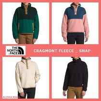 【THE NORTH FACE】CRAGMONT FLEECE _ SNAP♪フリース♪