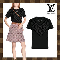 20AW【LOUIS VUITTON】SINCE 1854 VディテールTシャツ