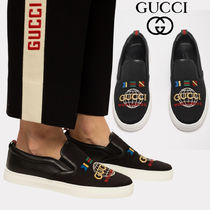 [GUCCI] M WORLD WIDE スニーカー