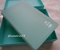 【国内即発送】Tiffany & Co-2021 Leather Pocket Diary