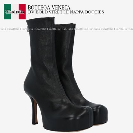 BOTTEGA VENETA BV BOLD STRETCH NAPPA BOOTIES