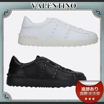 20AW/送料込≪Valentino≫ ROCKSTUD UNTITLEDNOIR スニーカー