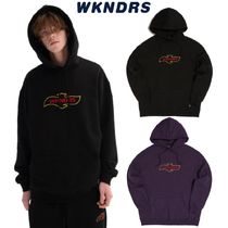 【WKNDRS】20fw QUILTIED HOODIE フーディ 2色