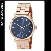 Marc by Marc Jacobs★ベイカーローズゴールドトーンウォッチ