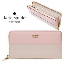 ☆kate spade new york☆ spencer zip around continentalwallet