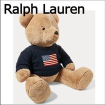 【Ralph Lauren】大きいポロベア☆Large Flag-Sweater Polo Bear