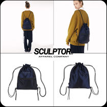 [ SCULPTOR]★韓国大人気★Iridescent Drawstring Bag