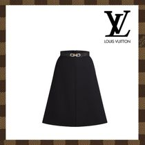 【Louis Vuitton】☆20AW☆ SINCE 1854 Aラインスカート