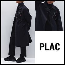 PLAC ソンミンホ着用トレンチコート BE NICE SINGLE TRENCH COAT