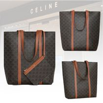 20 Winter★新作★CELINE★TRIOMPHE CANVAS MUSEUM BAG バッグ