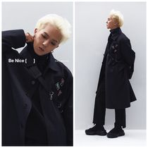EMS発送 [PLAC] BE NICE SINGLE TRENCH COAT