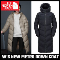 【THE NORTH FACE】W'S NEW METRO DOWN COAT