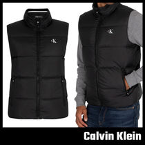 【Calvin Klein JEANS】RECYCLED POLYESTER DOWN VEST