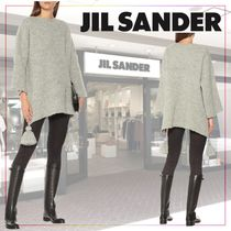 【JIL SANDER】Oversized wool-blend sweater489417