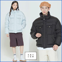ROMANTIC CROWN★Unisex★SUNDAY SYNDROME DUCK DOWN PARKA_2色