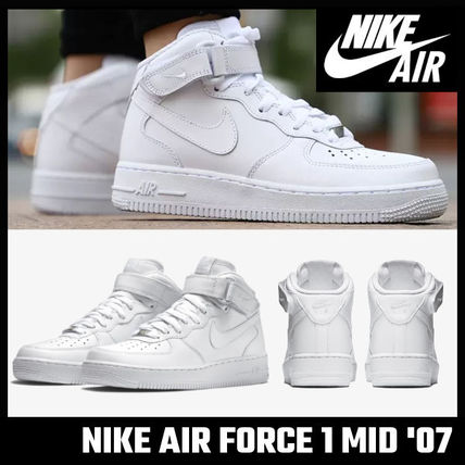 【NIKE】AIR FORCE 1 MID '07