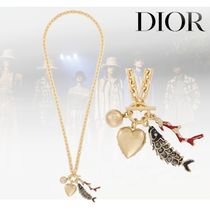 20AW【Dior】D-LUCKY CHARMS マルチチャームネックレス