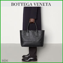 【BOTTEGA VENETA】BORSA SHOPPING トートバッグ