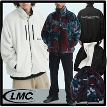 ★関税込★LMC★LMC FLEECE REVERSIBLE MP JACKE.T★ジャケット