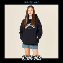 [ODDSTUDIO] BUTTERFLY BOLD LOOSE-FIT HOOD 3COLOR韓国ブランド