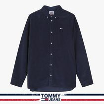 [20FW][TOMMY JEANS] コーデュロイベーシック長袖シャツ