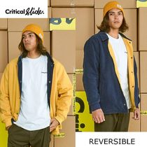 人気TCSS☆日本未入荷EASY BEATS REVERSIBLE JACKET☆AUS発送
