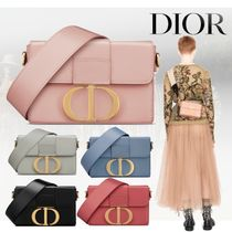 20AW【Dior】30 MONTAIGNE ボックスバッグ マイクロカナージュ