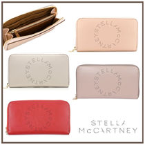 Stella McCartney☆ Zip Around Wallet ロゴ 長財布☆送料込