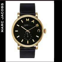 Marc by Marc Jacobs★Baker ミニブラックダイヤルウォッチ