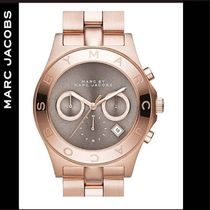 Marc by Marc Jacobs★Blade ローズゴールドトーンウォッチ