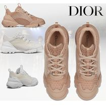 20AW【Dior】D-CONNECT スニーカー メッシュ