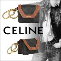 【CELINE】エンベロープ★AIRPODSキーリング