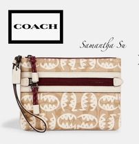 【COACHxGuang Yu】US正規買付 Vale Gallery Pouch★