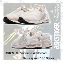 【コラボASICS X Vivienne Westwood】Gel-Kayano 26 Shoes-White