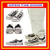 [OPEN THE DOOR]  vintage low shoes ◆ 追跡付