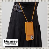 Fennec LEATHER iPHONE 11PRO STRAP POCKET CASE レザー 収納付
