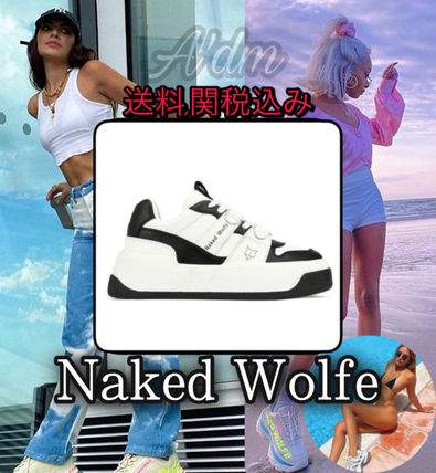 新作/在庫僅か★Naked Wolfe★ CROWN BLACK