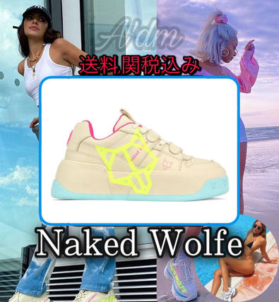 新作/在庫僅か★Naked Wolfe★ CROWN CLOUD