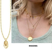 MISSOMA LucyWilliams gold mini cameo ネックレス 関税送料無料