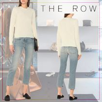 【THE ROW】Cashmere sweater 477058